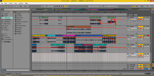 ableton arrangement