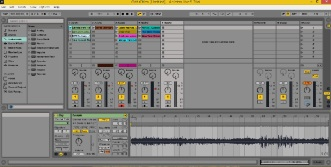 ableton session